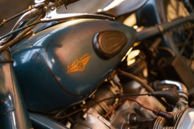 IMZ M-61 Soviet Motorcycle 6