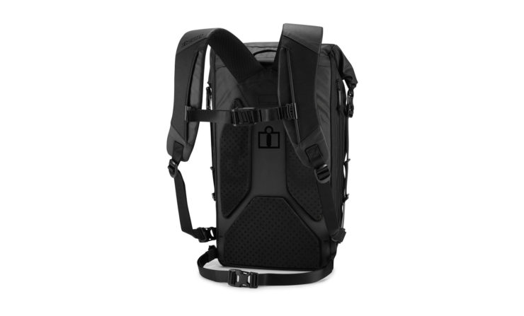Icon Dreadnaught Backpack Back