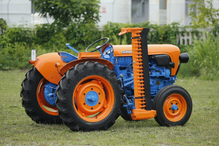 Lamborghini 2241R Tractor Side 2