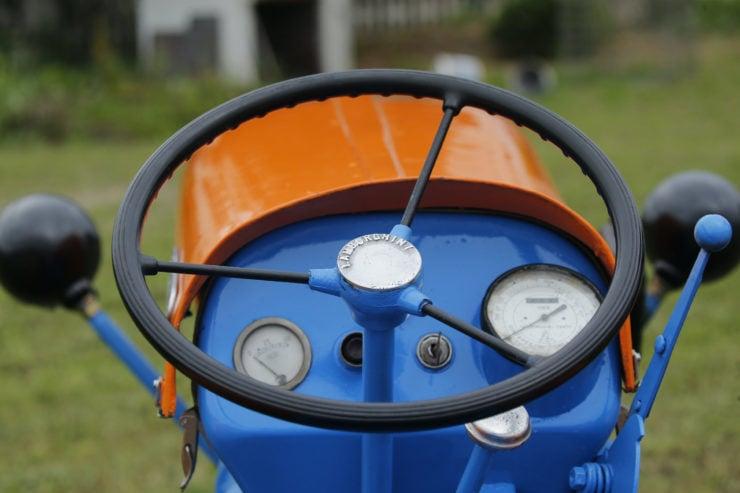 Lamborghini 2241R Tractor Steering Wheel