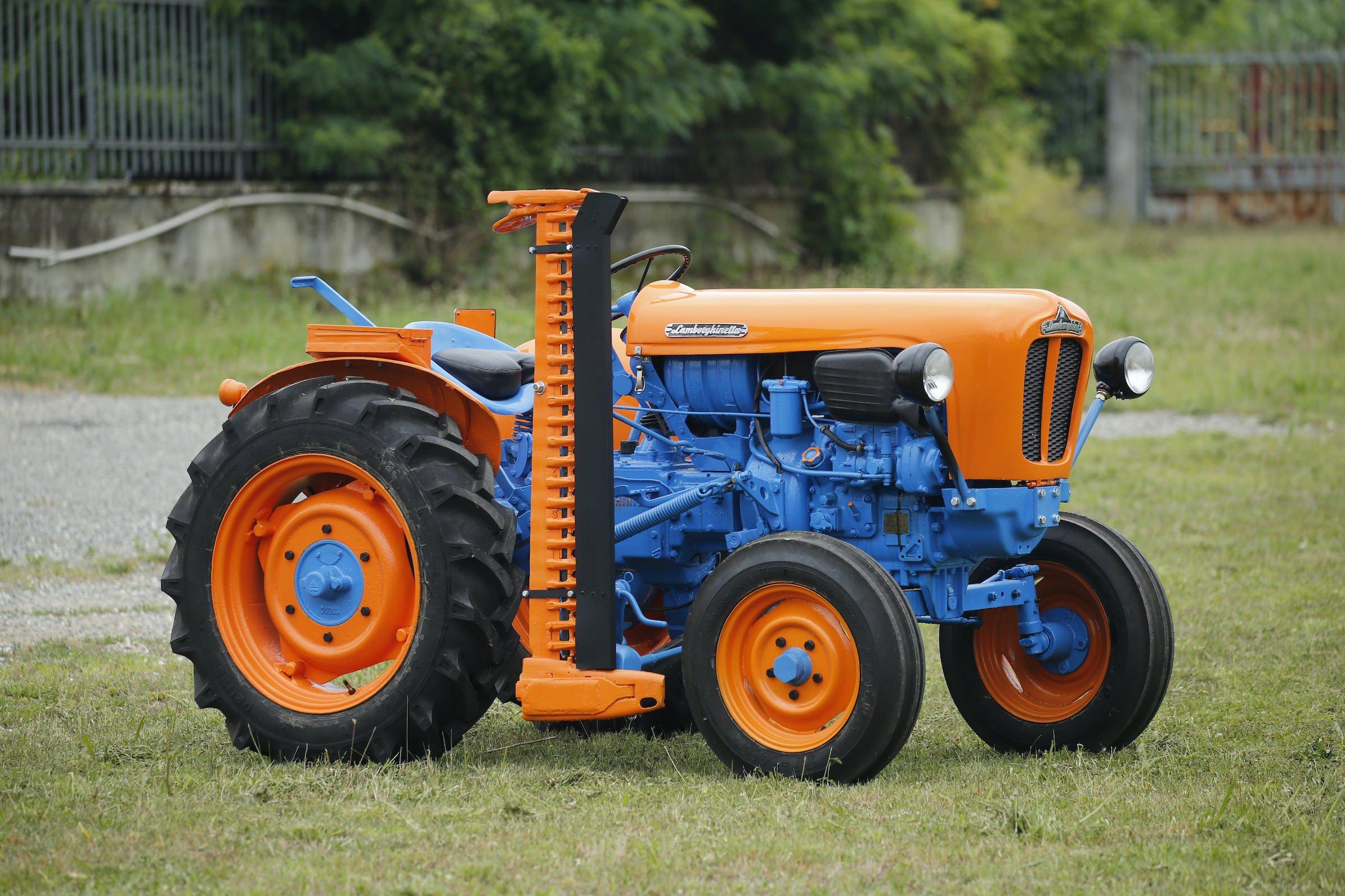 Lamborghini 2241R Tractor