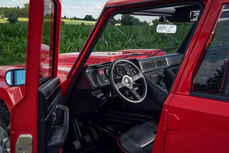 Lamborghini LM002 Door
