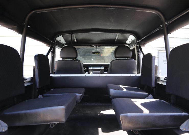 Land Rover Defender 110 V8 Back 1