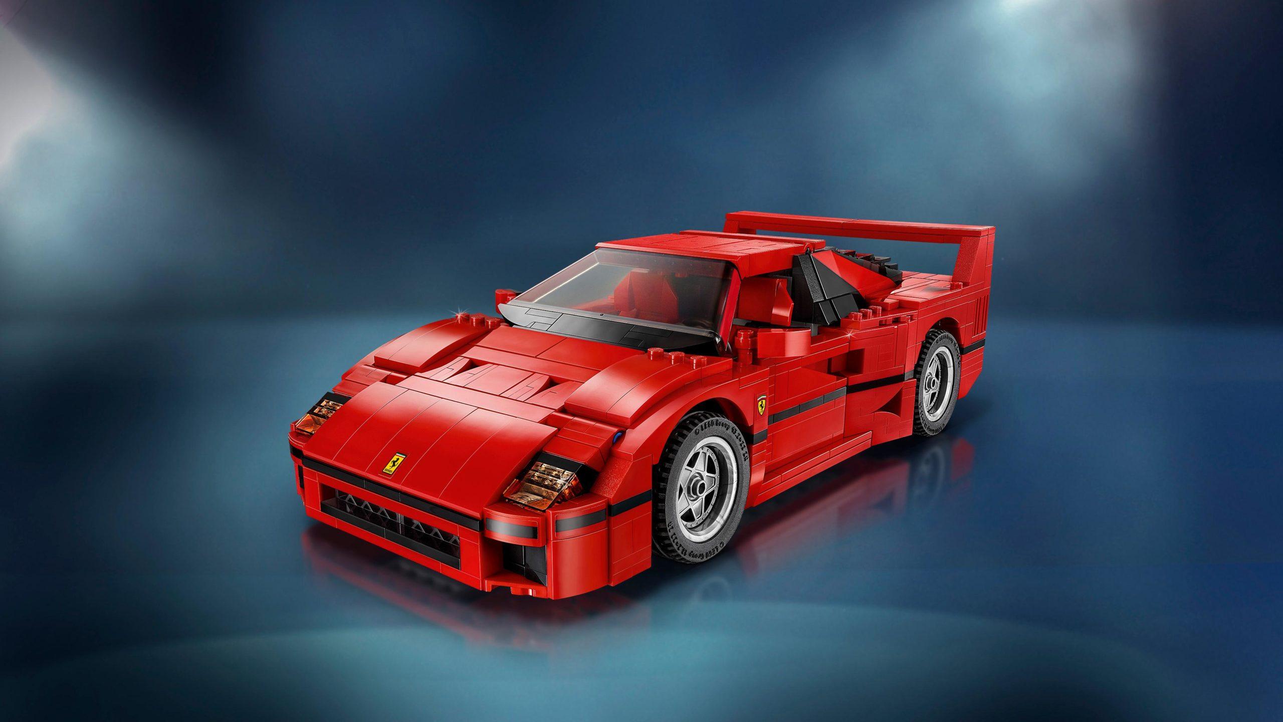 Lego Creator Expert Ferrari F40 Construction Set