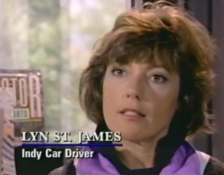 Lyn St. James