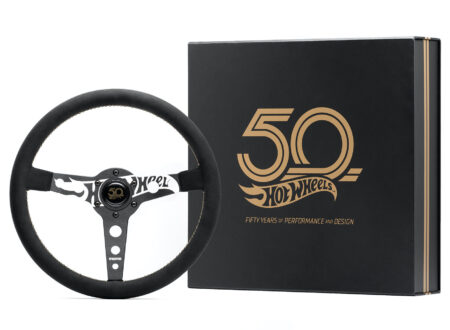 MOMO x Hot Wheels Limited Edition Steering Wheel Main