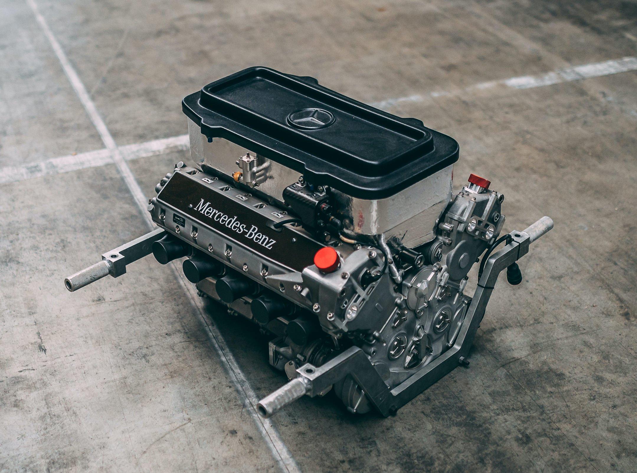 McLaren-Mercedes MP4-19 Formula 1 Engine