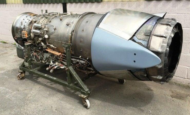 Panavia Tornado Rolls Royce RB199 Jet Engine 2