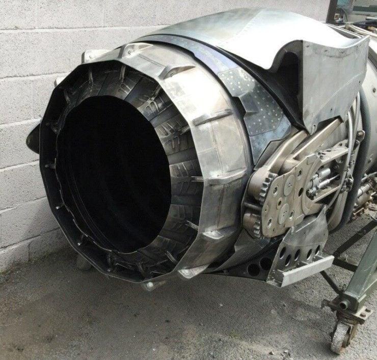 Panavia Tornado Rolls Royce RB199 Jet Engine 5