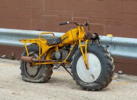 Rokon Trail-Breaker Two-Wheel Drive 4