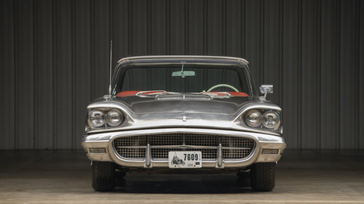 Stainless Steel 1960 Ford Thunderbird 1