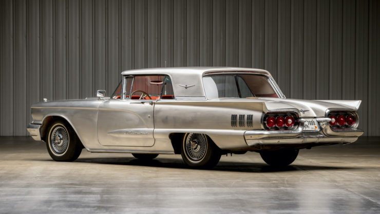 Stainless Steel 1960 Ford Thunderbird 3