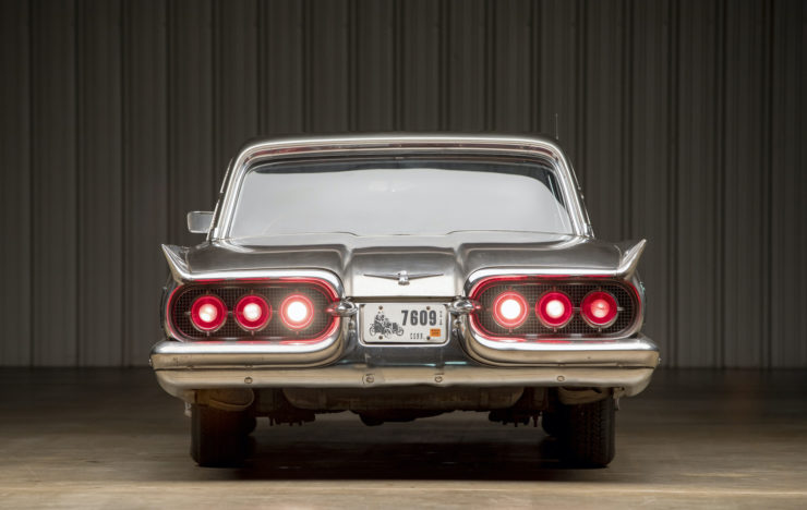 Stainless Steel 1960 Ford Thunderbird 4