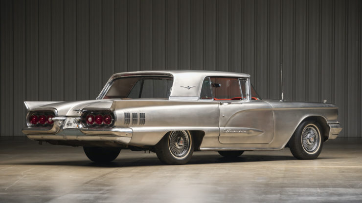 Stainless Steel 1960 Ford Thunderbird 5