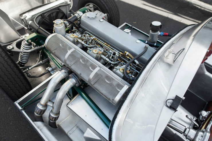 Tojeiro California Spyder Engine 2