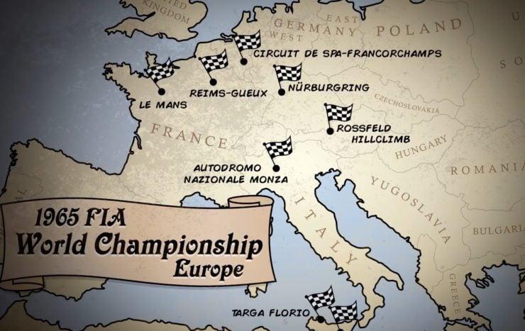 1965 FIA World Championship