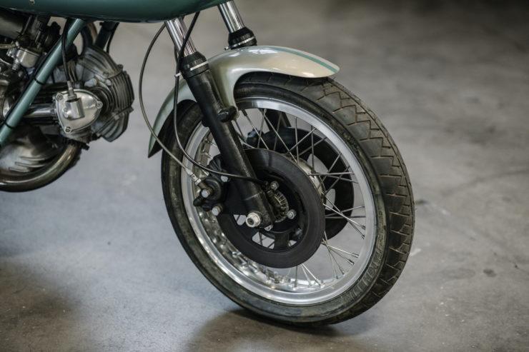 1974 Ducati 750 Super Sport Brakes