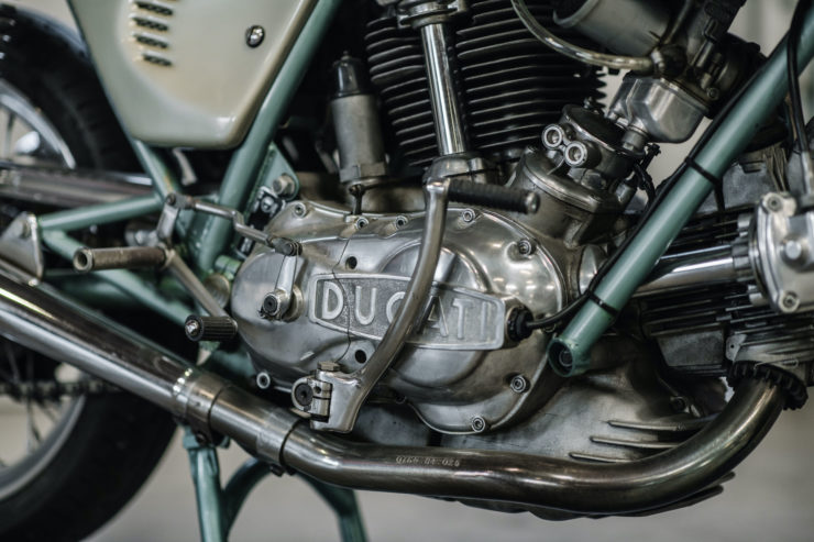 1974 Ducati 750 Super Sport Engine 2