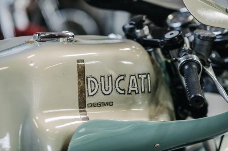 1974 Ducati 750 Super Sport Fuel Tank