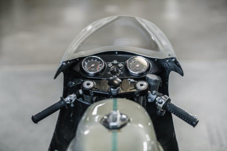 1974 Ducati 750 Super Sport Handlebars