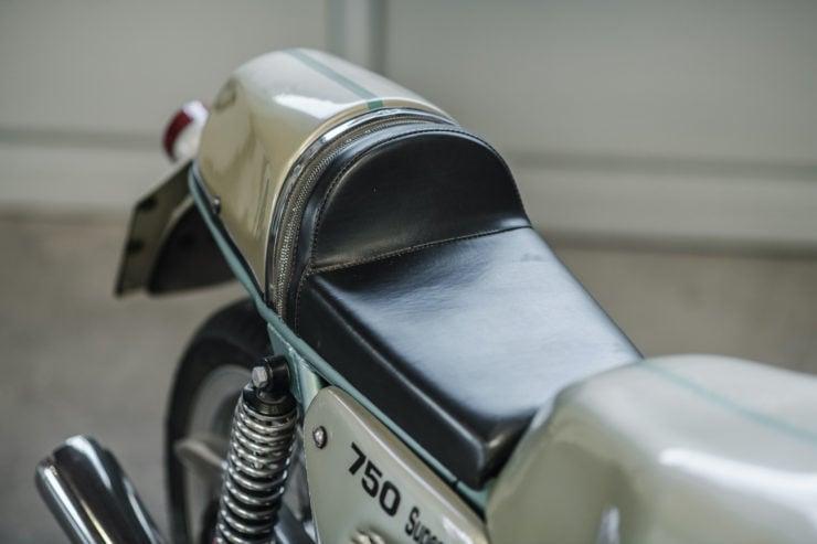 1974 Ducati 750 Super Sport Seat