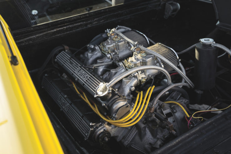 Lotus Esprit engine