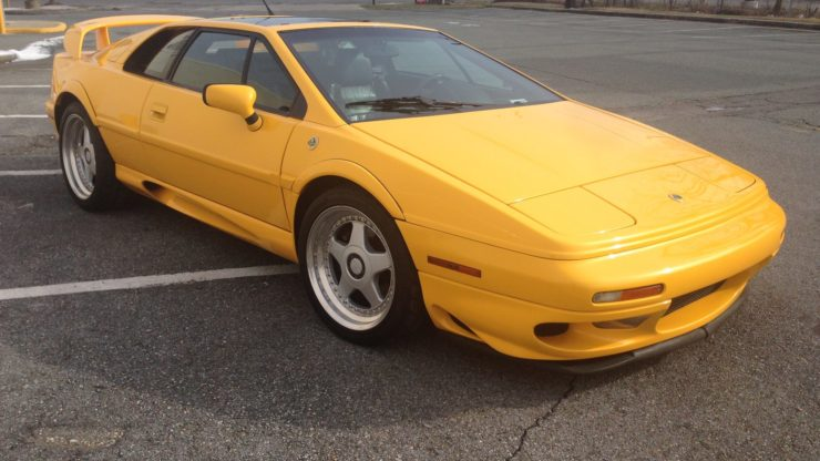 Lotus Esprit Series Four