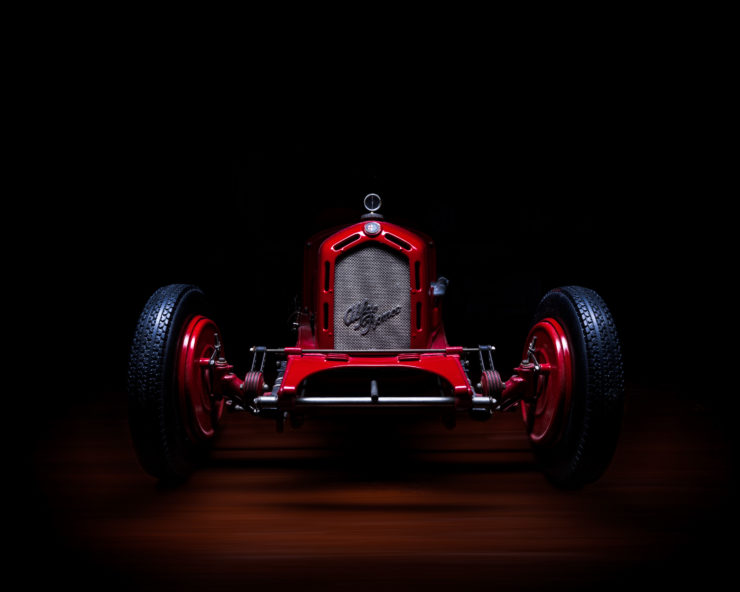 Alfa Romeo 8C 2300 Monza Pocher Model