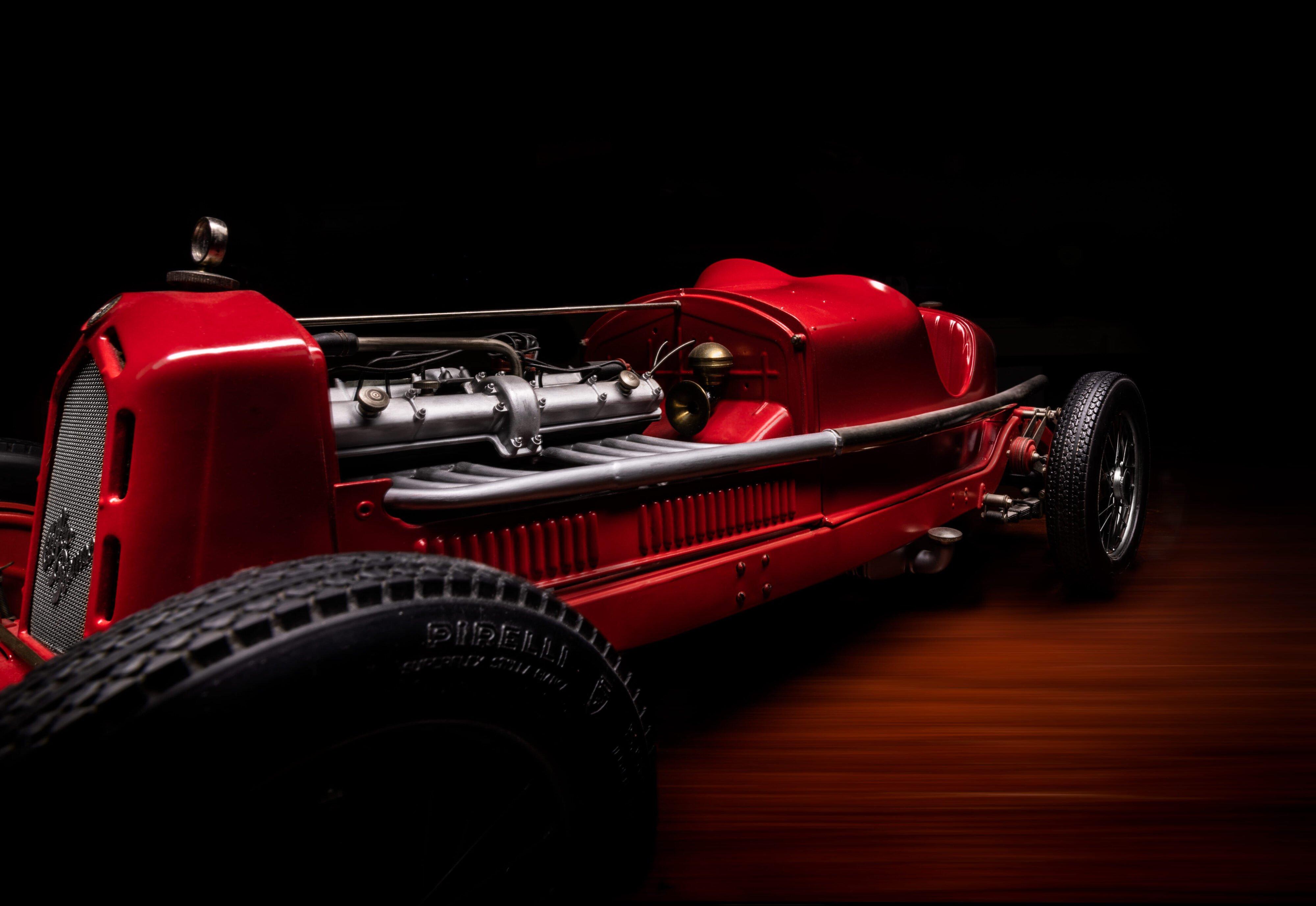 Alfa Romeo 8C 2300 Monza Pocher Model Main