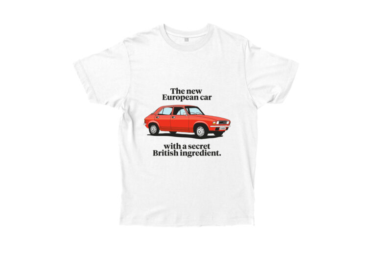 British Leyland T-Shirts by Roy McCarthy