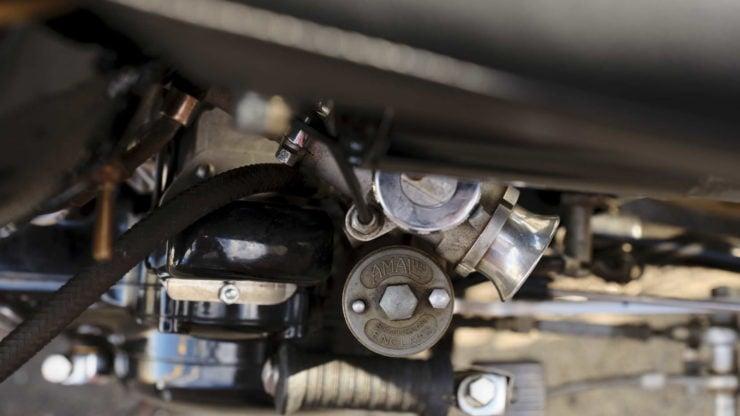 Amal Carburettor