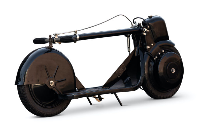 Autoped Motorized Scooter 1