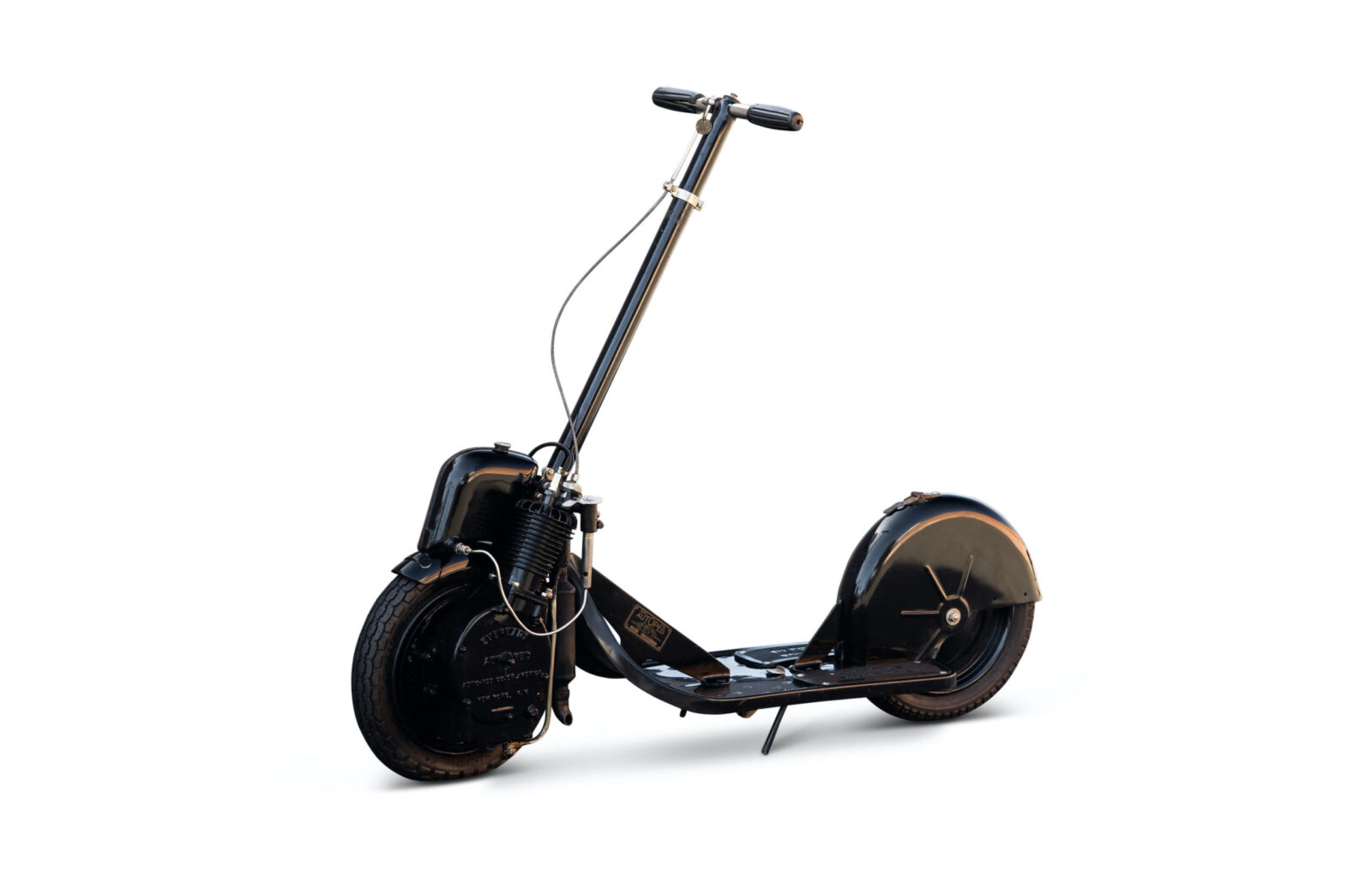 Autoped Motorized Scooter