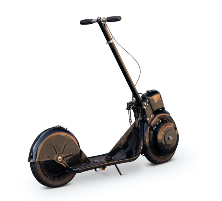 Autoped Motorized Scooter 3