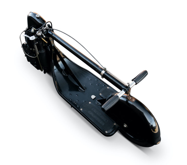 Autoped Motorized Scooter 4