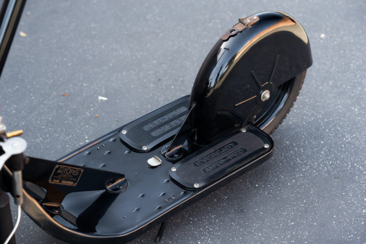 Autoped Motorized Scooter 5