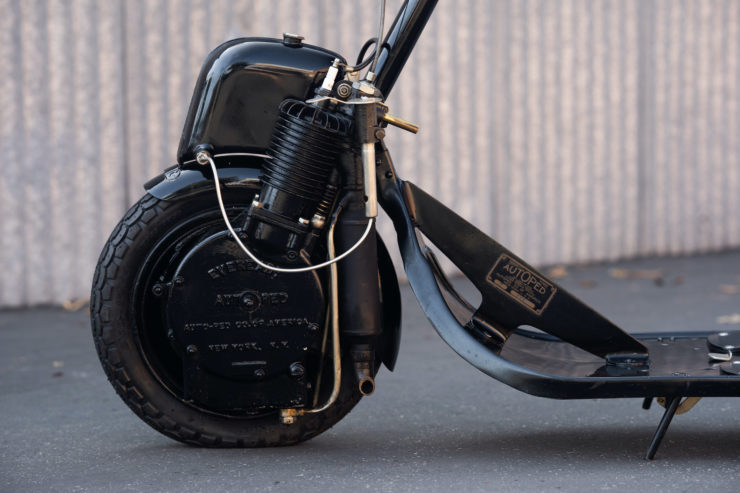 Autoped Motorized Scooter 6