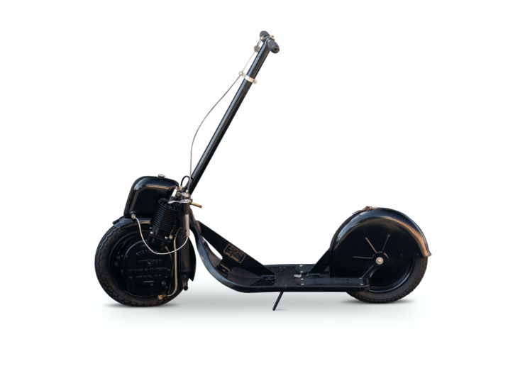 Autoped Motorized Scooter Main