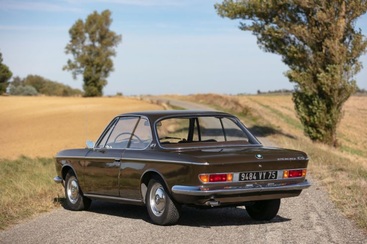 BMW 2000 CS 1