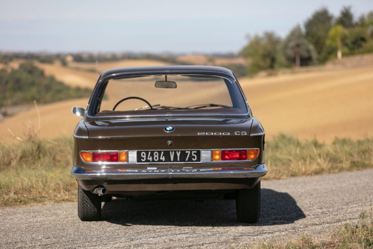 BMW 2000 CS 5
