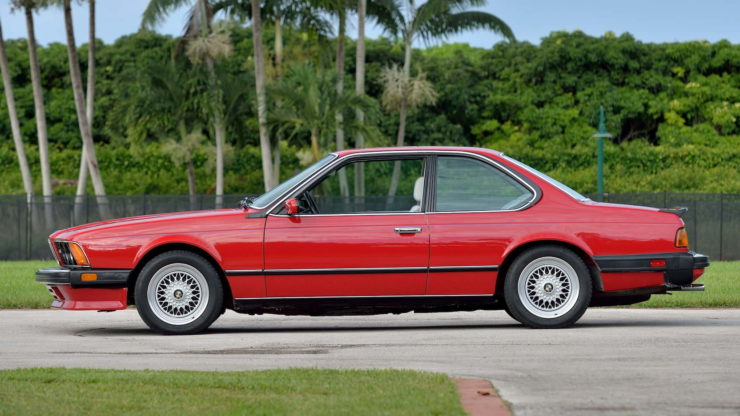 BMW M6 Side 2