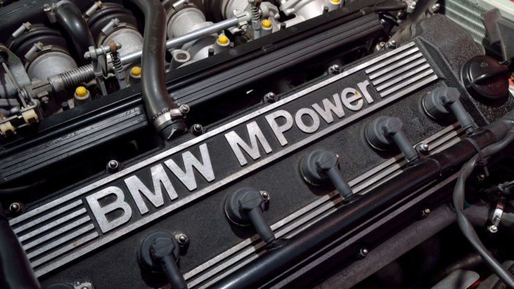 BMW S38B35 engine 1