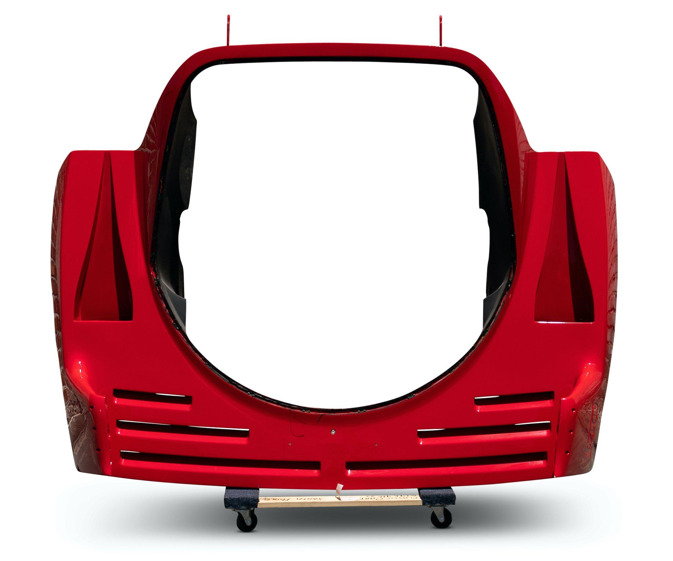 Ferrari F40 Rear Decklid