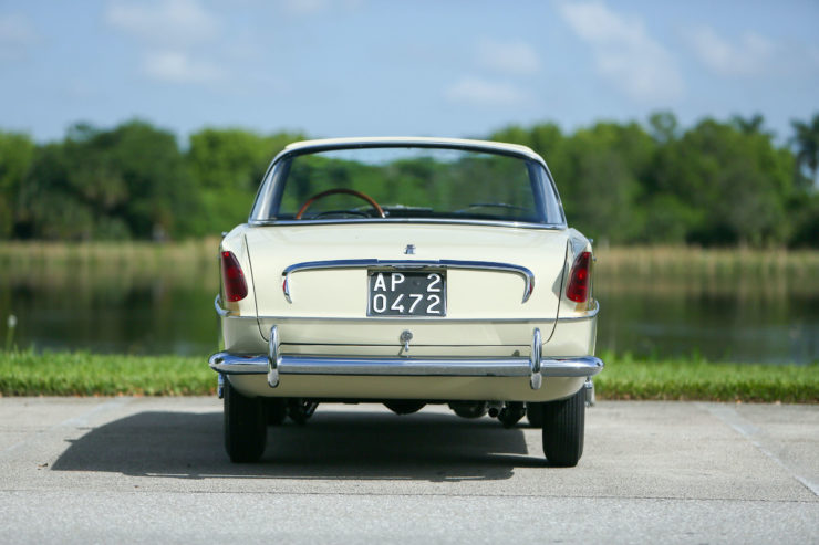 Fiat 1200 Wonderful back 2