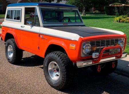 Ford Bronco Stroppe Baja Edition