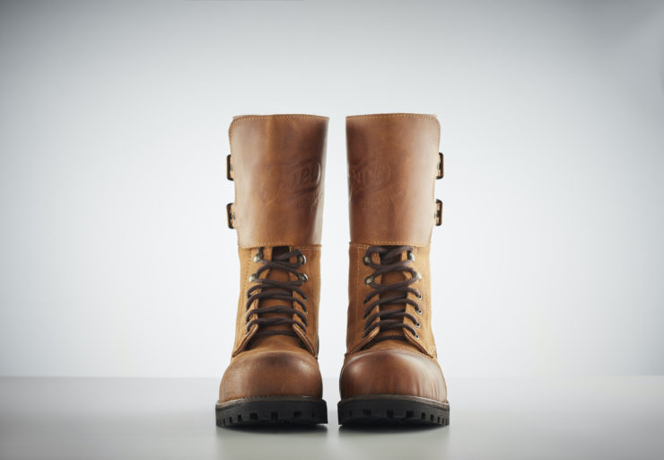 Fuel Paraboots - Motorcycle Boots 1
