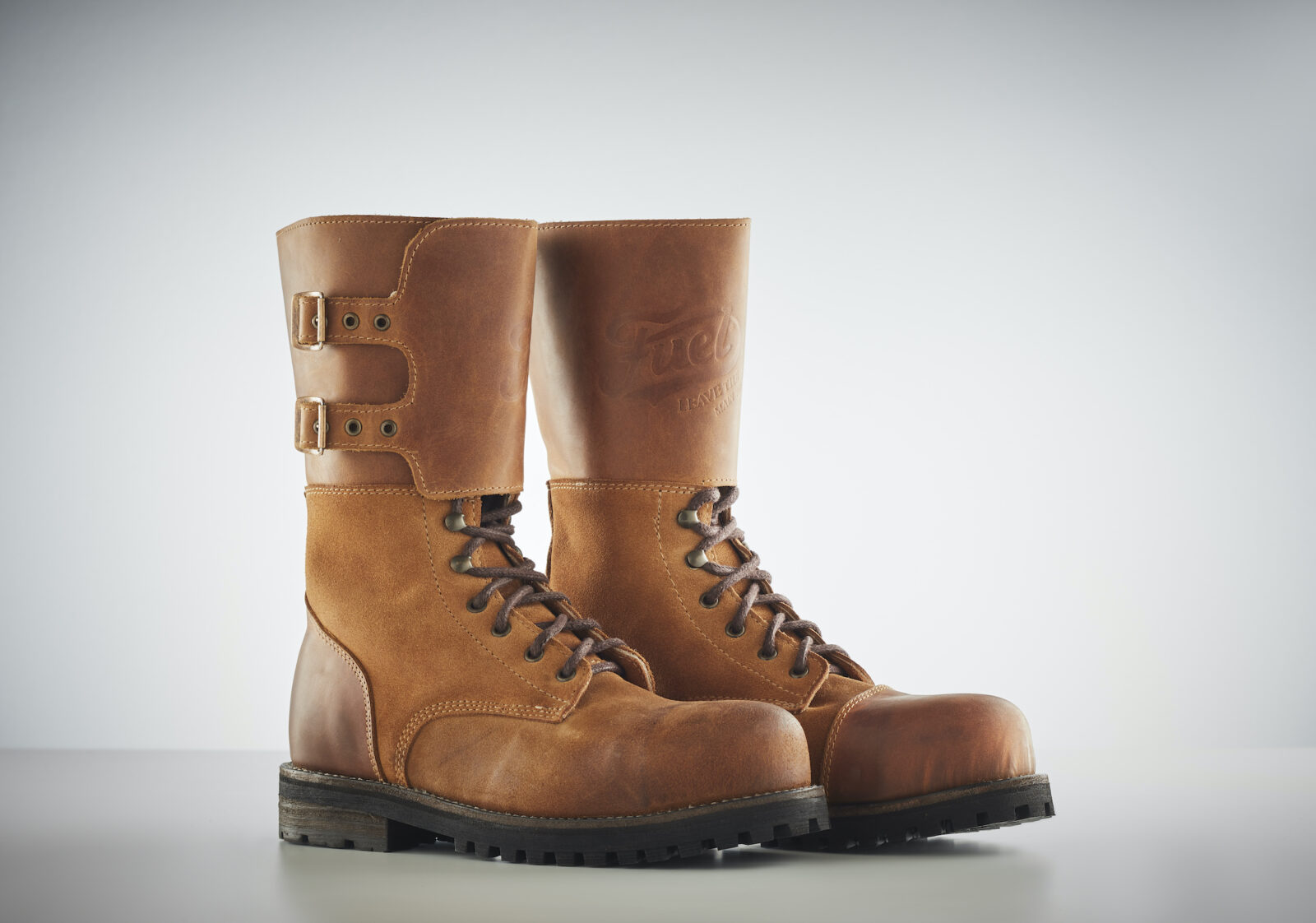 Fuel Paraboots - Motorcycle Boots