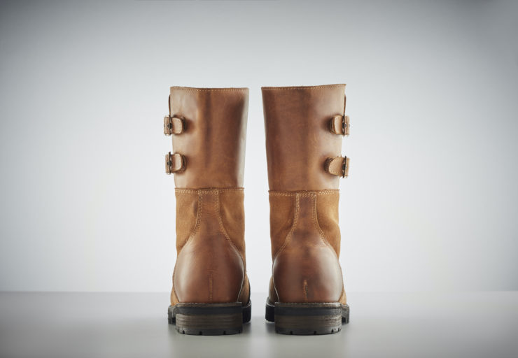 Fuel Paraboots - Motorcycle Boots 2