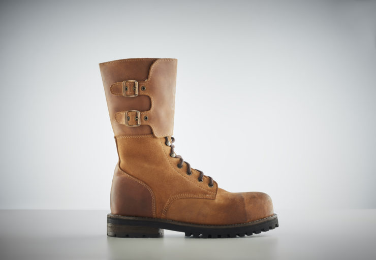Fuel Paraboots - Motorcycle Boots 4