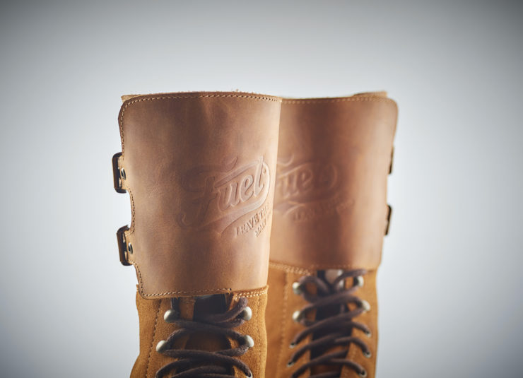 Fuel Paraboots - Motorcycle Boots 6